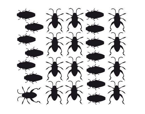 Wandtattoo No.UL834 Bugs