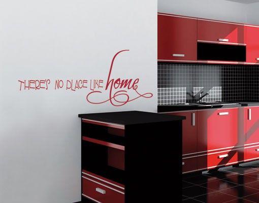 Wandtattoo Sprüche - Wandsprüche No.UL882 Home