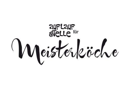 Wandtattoo Sprüche - Wandworte No.UL900 Auflaufstelle