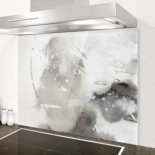 Glas Spritzschutz - Mystische Objekte I - Querformat - 4:3