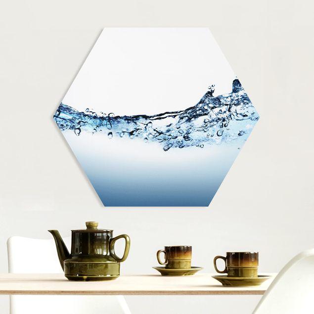 Hexagon Bild Forex - Fizzy Water