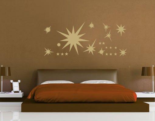 Wandtattoo No.UL930 Stars