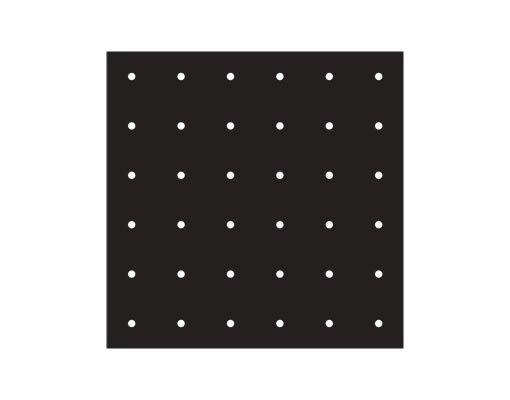 Fensterfolie - Sichtschutzfolie No.UL934 Kleine Punkte II - Milchglasfolie