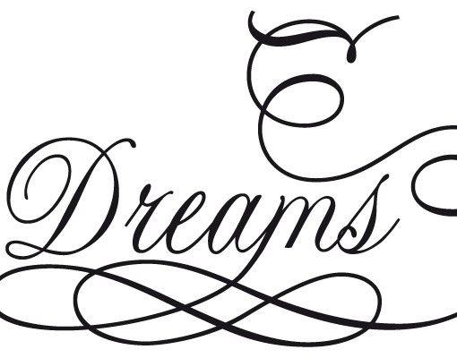 Wandtattoo No.EK364 Empire Of Dreams