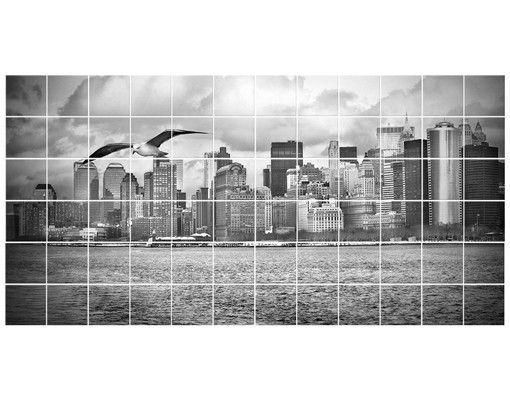 Fliesenbild - No.YK1 New York II