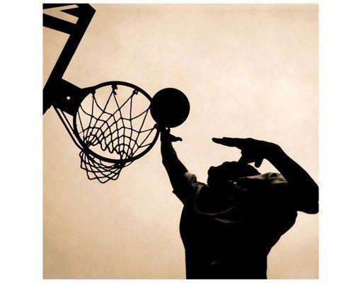 Beistelltisch - Basketball