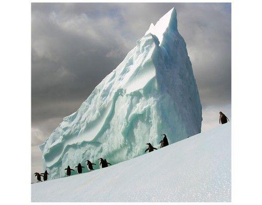 Beistelltisch - Arctic Penguins