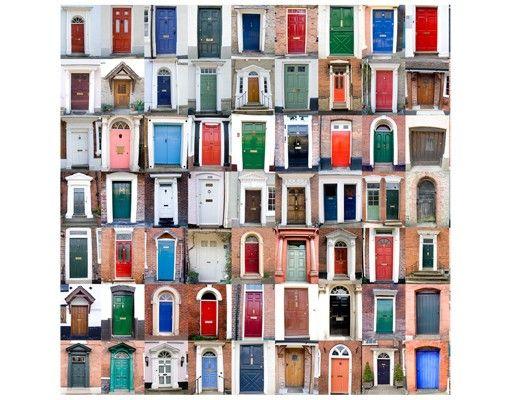 Beistelltisch - 100 Türen