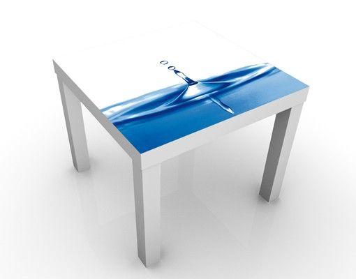 Beistelltisch - Blue Drop