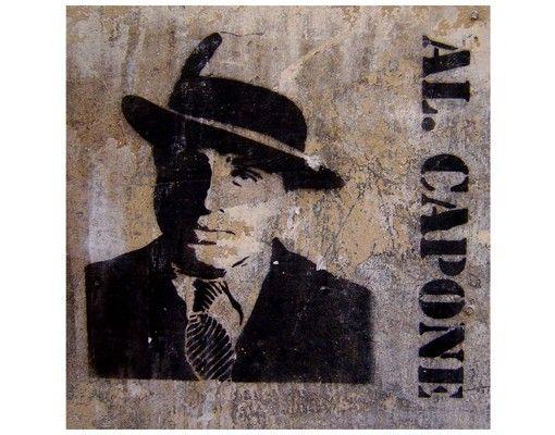 Beistelltisch - Al Capone