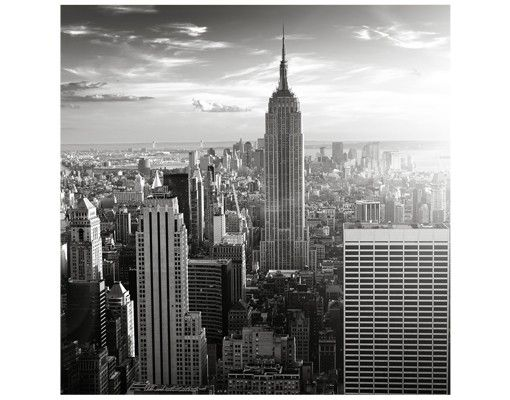 Beistelltisch - Manhattan Skyline