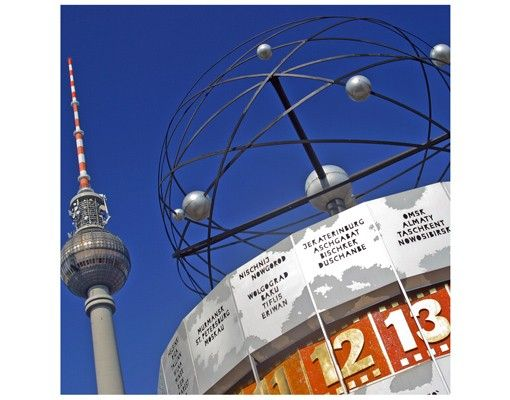 Beistelltisch - Berlin Alexanderplatz