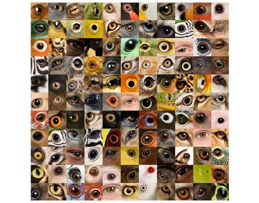 Beistelltisch - Eyes of the World