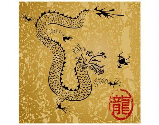 Beistelltisch - Chinese Dragon