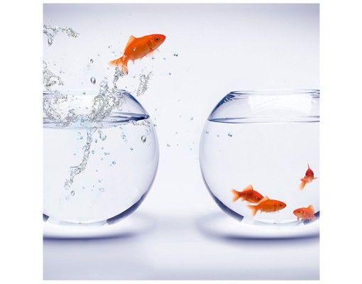 Beistelltisch - Flying Goldfish