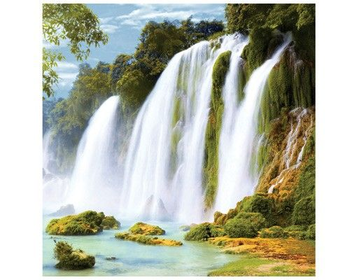Beistelltisch - Amazon Waters
