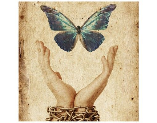 Beistelltisch - Flieg, Schmetterling!