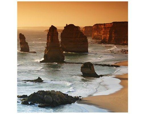 Beistelltisch - Die zwölf Apostel von Australien