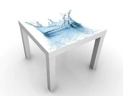 Beistelltisch - Blue Water Splash No.2