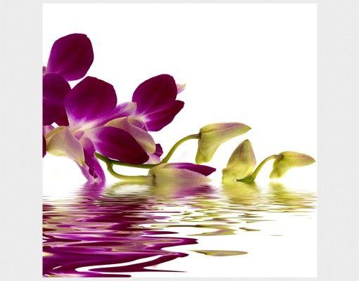 Beistelltisch - Pink Orchid Waters