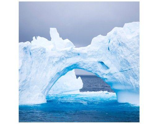 Beistelltisch - Antarktischer Eisberg