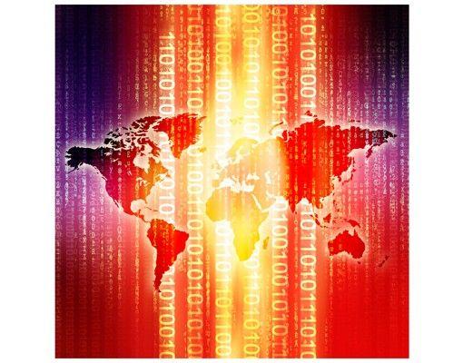 Beistelltisch - Digital Planet