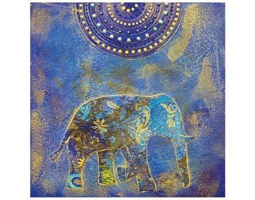 Beistelltisch - Elephant in Marrakech