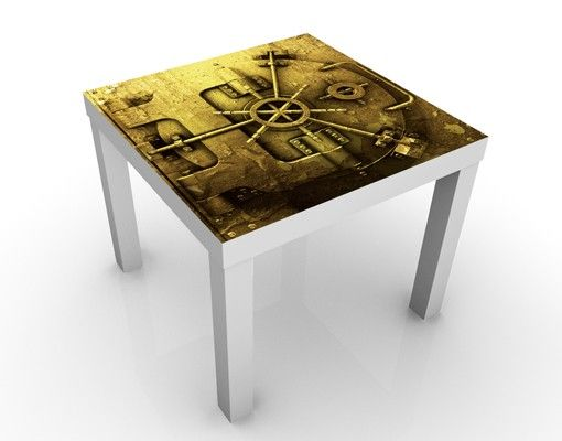 Beistelltisch - Golden Safe