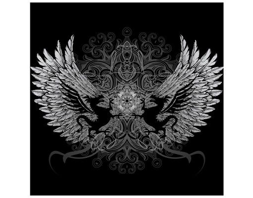 Beistelltisch - Drachenflügel