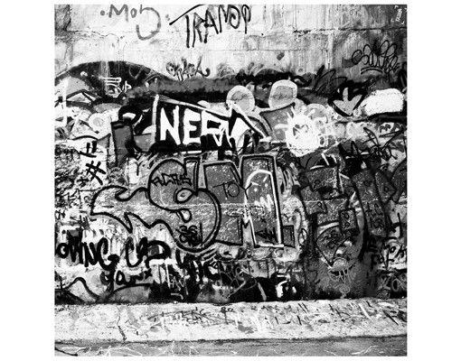 Beistelltisch - Graffiti Art