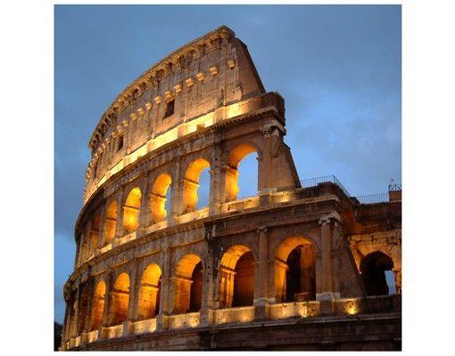 Beistelltisch - Colosseum At Night