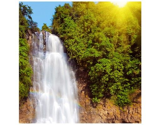 Beistelltisch - Wasserfall Romantik