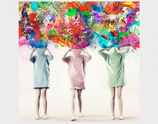 Beistelltisch - Brain Explosions