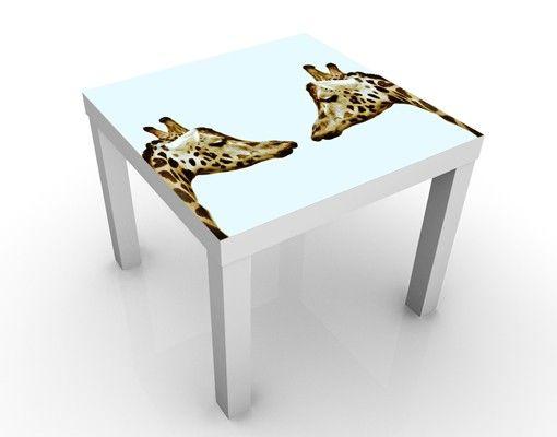 Beistelltisch - Giraffes In Love