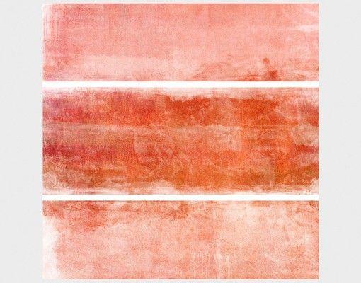 Beistelltisch - Colour Harmony Red
