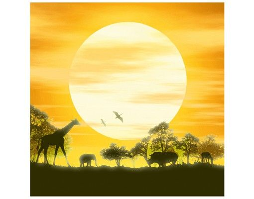 Beistelltisch - Savannah Sunset