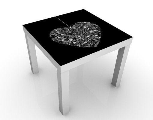 Beistelltisch - Heart Giveaway