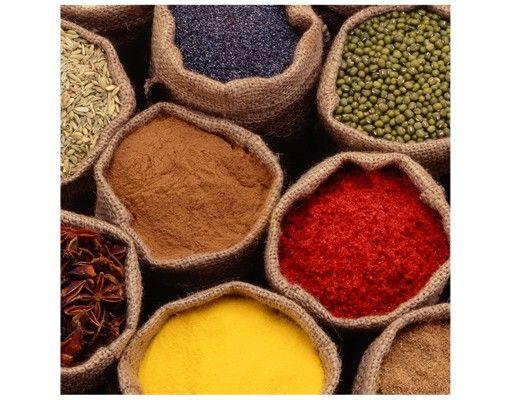 Beistelltisch - Colourful Spices