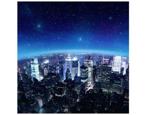 Beistelltisch - Illuminated New York