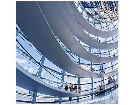 Beistelltisch - Im Berliner Reichstag