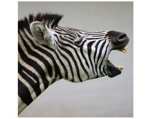 Beistelltisch - Brüllendes Zebra