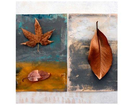 Beistelltisch - Leaves Stilllife