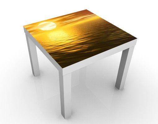 Beistelltisch - Golden Sunrise