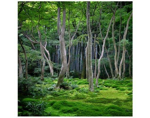 Beistelltisch - Japanischer Wald