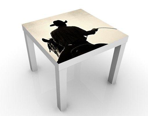 Beistelltisch - Riding Cowboy