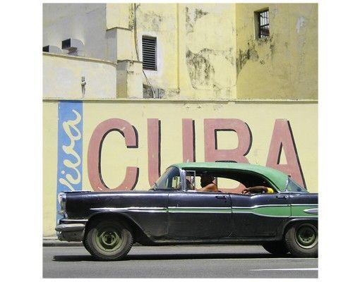 Beistelltisch - Show Me Cuba