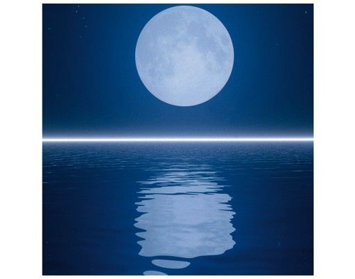 Beistelltisch - Silver Moon Rise