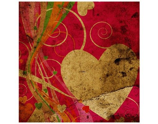 Beistelltisch - Lava Love