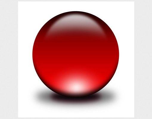 Beistelltisch - Magical Red Ball
