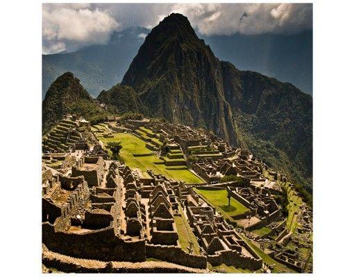 Beistelltisch - Machu Picchu